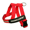 DoxLock Beltharness Red XSMALL