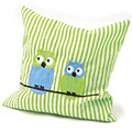 Cat Pillow LEANDER Medium - 18 x 15 cm