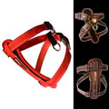 Ezydog - Chest Plate Dog Harness Red