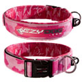 Ezydog - Extra Broad Neoprene Dog Collar Pinkcamo
