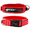 Ezydog - Neoprene Dog Collar Red