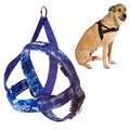 Ezydog - Quick Fit Dog Harness ArcticCamo