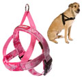 Ezydog - Quick Fit Dog Harness PinkCamo