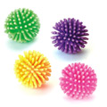 Soft Hedgehog Balls, 4 Pcs.