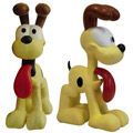 Odie From Garfield - Dog Latex Toy
