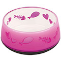 Cat Bowl Lovely Cat Pink