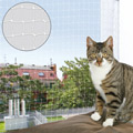 Cat Protective Net Transparent, 2 x 1,5 m