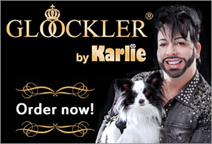 gloeeckler for dogs by karlie