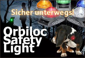 Hundehalsband Licht