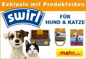 Swirl Produkte für Hunde
