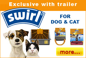 Swirl products for dogs